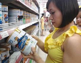 Sữa tăng giá, đắt như hàng xa xỉ