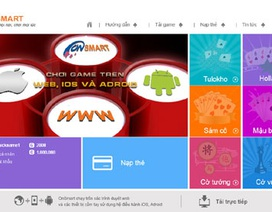 VDC đánh sâu vào thị trường game cho smartphone