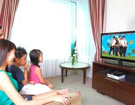 Truyền hình trả tiền: Cuộc cạnh tranh mới