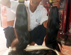 Làng buôn tóc xuyên lục địa