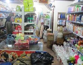 """Hàng Thái Lan đang """"lấn sân"""" hàng Việt"""