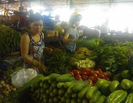 ĐBSCL: Thực phẩm tăng giá do mưa