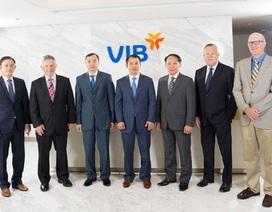 VIB sắp xếp lại nhiều vị trí nhân sự cấp cao