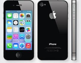 iPhone 4 chính hãng về Việt Nam giá 8,39 triệu đồng