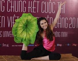 """Mãn nhãn với màn thi tài năng của """"Nữ sinh Việt Nam duyên dáng 2013"""""""