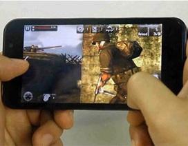 """HKPhone RACER trình diễn khả năng chơi game """"nặng"""""""