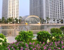 Sắp khai trương Vincom Mega Mall Times City