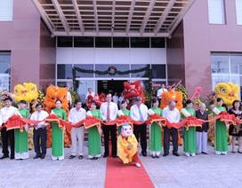 Vietcombank Kiên Giang tổ chức hội nghị khách hàng và khánh thành trụ sở mới