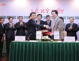 Vietcombank tài trợ 3.200 tỷ đồng cho Dự án điện ở Sơn La