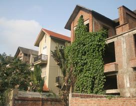 Bi kịch đại gia phá sản dạt về biệt thự hoang
