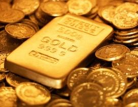 Giá vàng thế giới tăng mạnh nhất 7 tuần