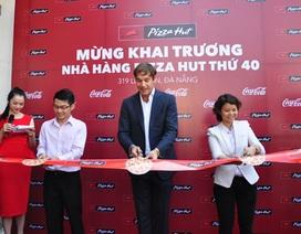 Ông lớn Pizza Mỹ mở rộng thị phần tại Việt Nam