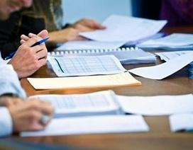 Chạy hóa đơn, nỗi ám ảnh cuối năm của doanh nghiệp