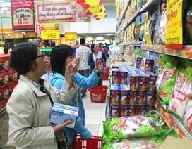 Giá thực phẩm khô tăng mạnh