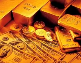 Giá vàng thế giới đạt mức cao nhất kể từ tháng 11/2013