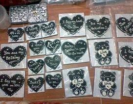 Món độc Valentine: Sôcôla tự chế