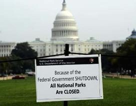 Chính phủ Mỹ lại đối mặt nguy cơ vỡ nợ