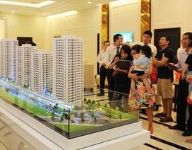 Chê lãi suất thấp, dồn tiền mua nhà đất để dành