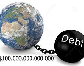 Thế giới đã nợ nhau 100.000 tỷ USD