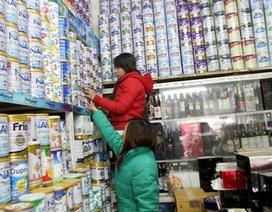 Giá sữa tăng: Tại người tiêu dùng