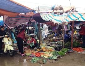 Giá thực phẩm tăng mạnh sau đợt mưa ẩm kéo dài