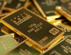 Giá vàng giảm mạnh nhất 2 tuần sau phát biểu của Tổng thống Putin