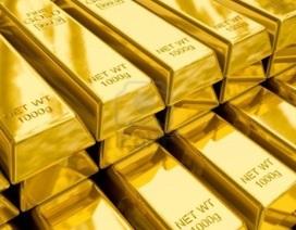 Giá vàng thế giới giảm mạnh nhất 13 tuần