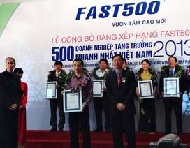 FPT Telecom tiếp tục lọt vào danh sách Fast 500