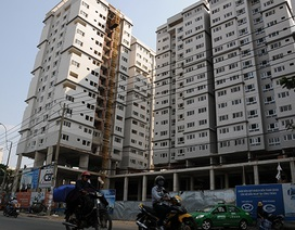 Sàn bất động sản hết thời