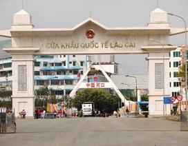 Cửa khẩu Quốc tế Lào Cai tạm ngưng thông quan hàng hóa