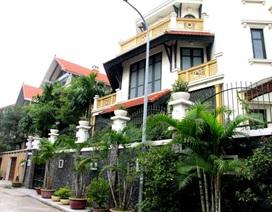 Những vùng giàu Hà Nội: Biệt thự Hồ Tây, gia thế truyền đời