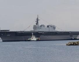 """Vì Trung Quốc quá tham vọng, Nhật Bản """"để mắt"""" tới Biển Đông"""