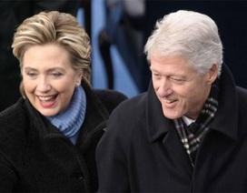Ông Clinton nhận 16 triệu USD tiền ngân sách sau khi mãn nhiệm
