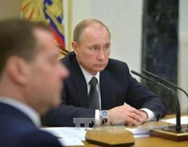 Nga chỉ trích nghị quyết của châu Âu về vụ sát hại ông Nemtsov