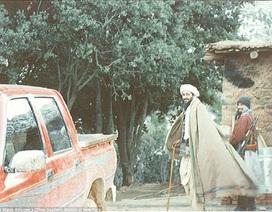 Ảnh hiếm về nơi ẩn nấp của trùm khủng bố Bin Laden