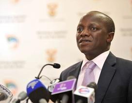 Bộ trưởng Nam Phi thiệt mạng do tai nạn