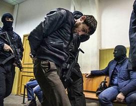 Năm nghi can giết Nemtsov là ai?