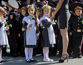 Ukraine viết lại sách giáo khoa lịch sử