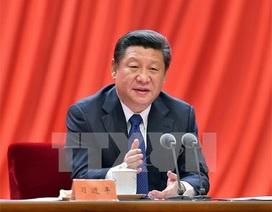 """Chủ tịch Trung Quốc kêu gọi quân đội thực hiện """"4 toàn diện"""""""