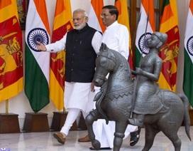 Ấn Độ chi tiền, Sri Lanka thêm động lực chối từ Trung Quốc