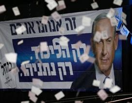 Bầu cử Israel: Chiến thắng nhọc nhằn của Thủ tướng Netanyahu