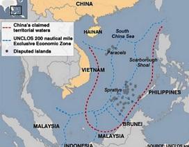 Philippines lạc quan sẽ thắng kiện Trung Quốc