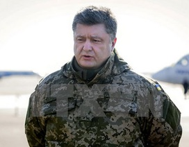 """Tổng thống Ukraine ra lệnh xóa bỏ """"quân đội tư nhân"""""""
