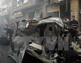 IS đánh bom kép nhằm vào người Kurd, 100 người thương vong