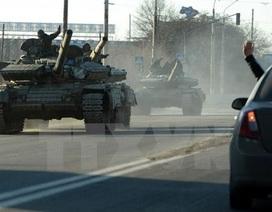 """""""Nút tạm dừng"""" của cuộc xung đột Ukraine"""