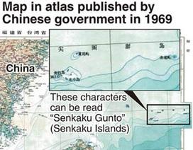 Tranh cãi quanh bằng chứng khẳng định chủ quyền đối với Senkaku/Điếu Ngư