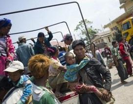 Căng thẳng biên giới Myanmar: Trung Quốc đang dùng phép thử