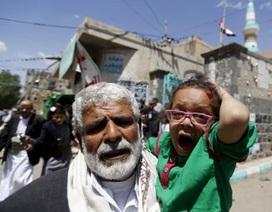 IS đánh bom thánh đường Yemen, 120 người thiệt mạng