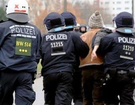 Cảnh sát Đức mở chiến dịch lớn truy bắt phần tử Hồi giáo cực đoan