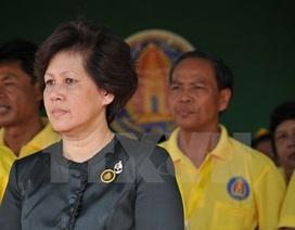 Công chúa Campuchia từ chức Phó Chủ tịch thứ nhất FUNCINPEC